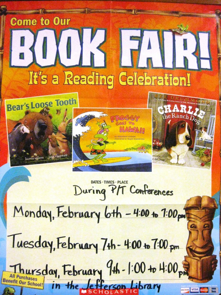 book fair panther project book fair coming to jefferson
