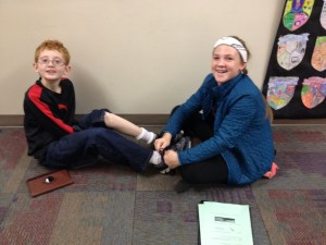 Helping each other out is what makes Norfolk Middle School so great!