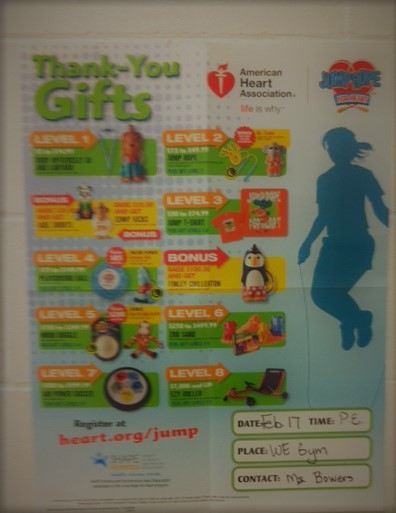 photo Jump rope for heart